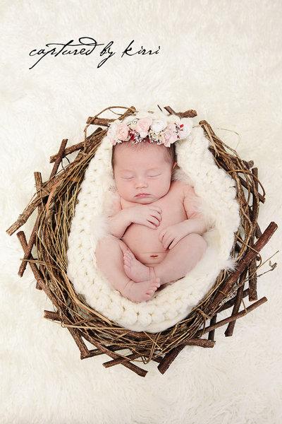 Accessori neonati nido bozzolo per neonato photo prop for Accessori per neonati