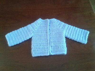 Giacchina di lana bimbo