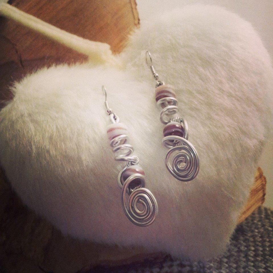 Spirali delicate