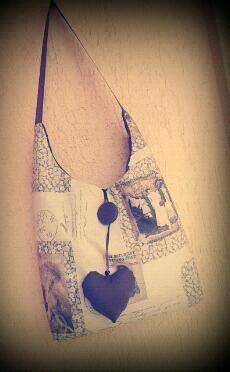 BORSA LOVE BAG BEIGE
