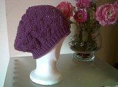 Cappello donna modello beanie