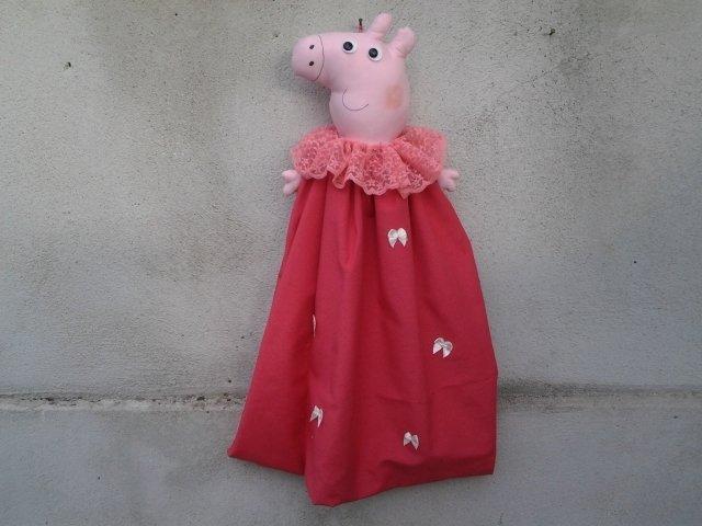 "porta pigiama ""Peppa Pig"""