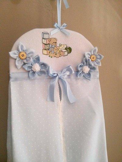 Porta pannolini da appendere bambini accessori beb - Porta pannolini ...