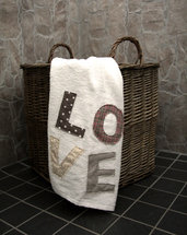 A love towel