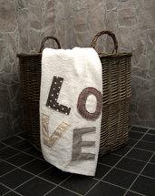 A love towel