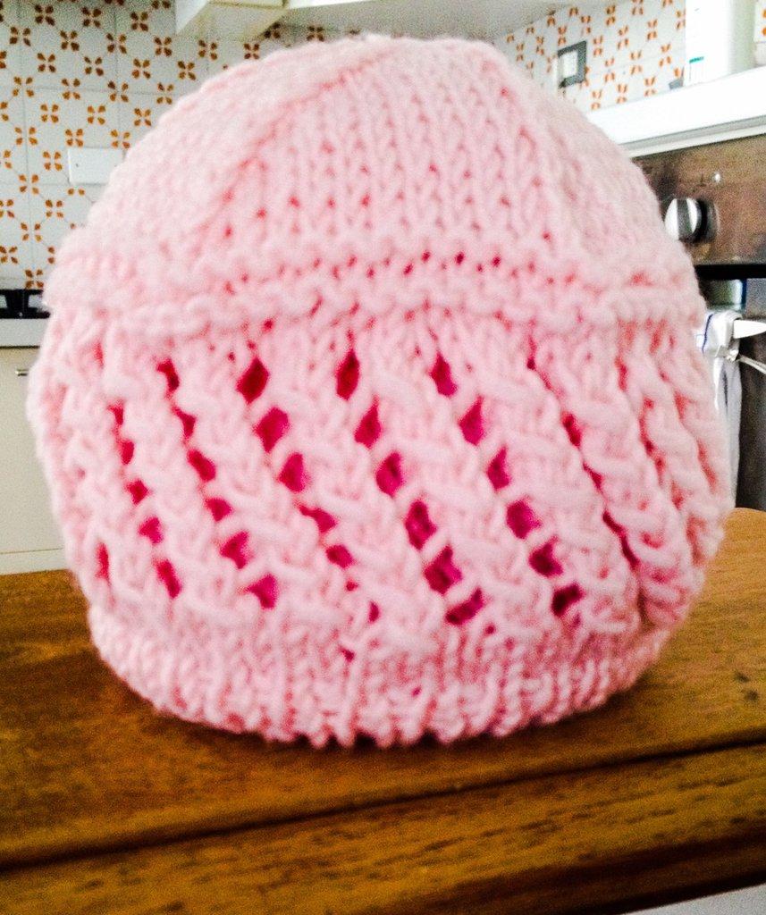 Morbido cappellino di lana