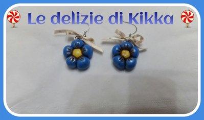 orecchini margherite