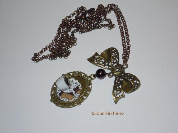 collana bronzo