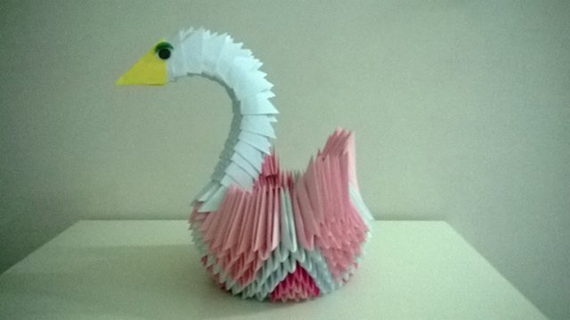 origami  porta bomboniere.