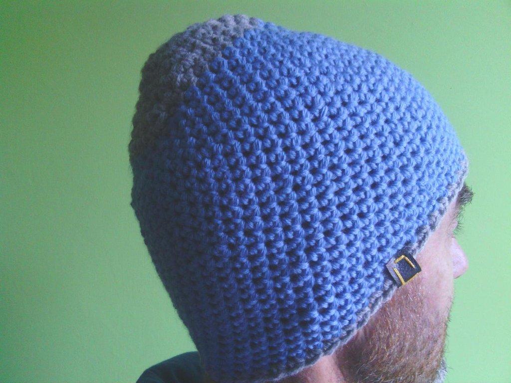 _cappello  uomo, donna  ragazza in lana, fatto a mano all'uncinetto C078