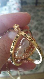 Time Turner Harry Potter Hermione Giratempo_ Uomo Donna idea regalo
