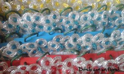 Fiorellino di perline