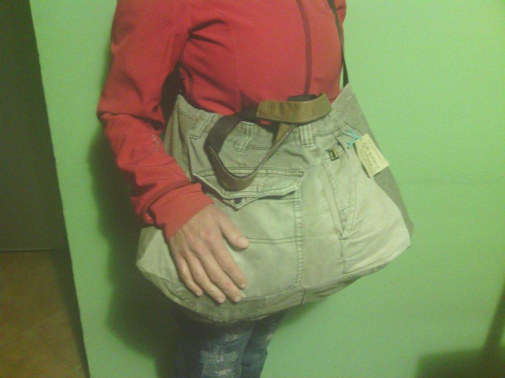 borsa jeans artigianale b004
