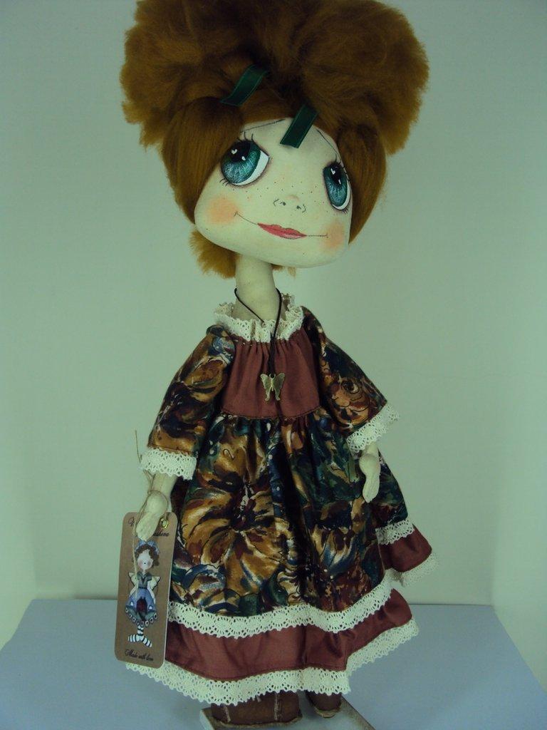Bambola Carla