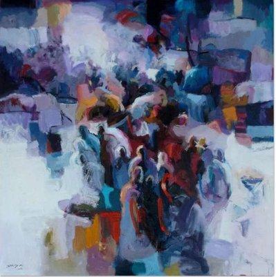 Ispirazione del violet-KHALED STAITYIA