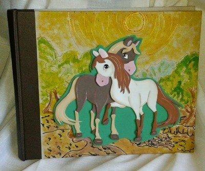 Album foto cartonato formato 20x30