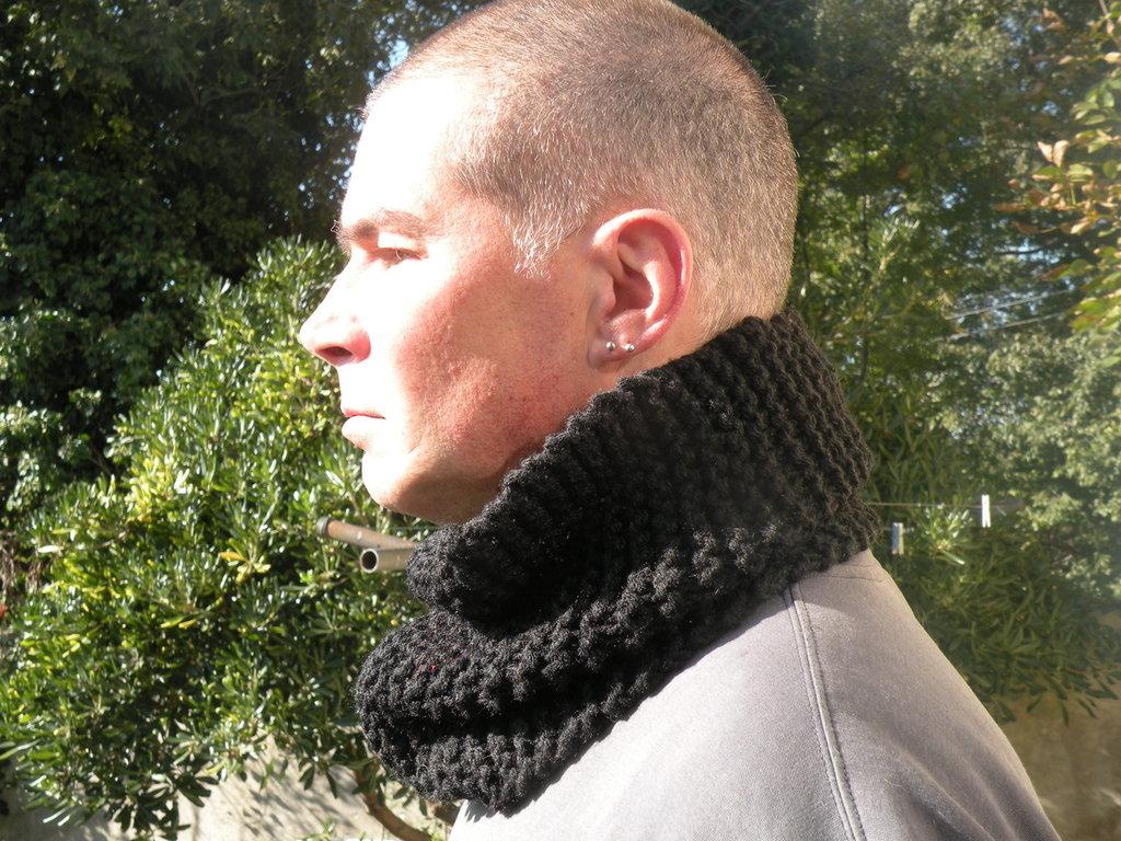 sciarpa uomo- unisex