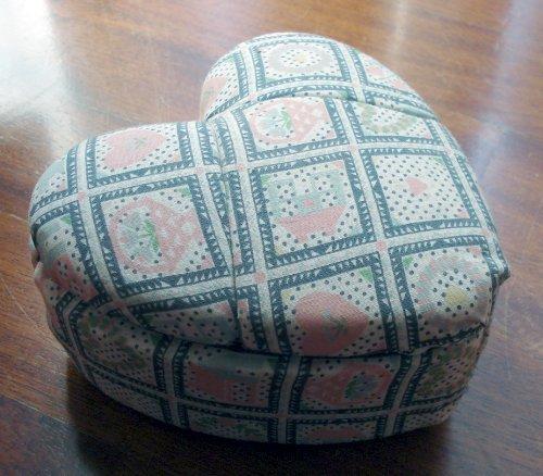 Scatola patchwork
