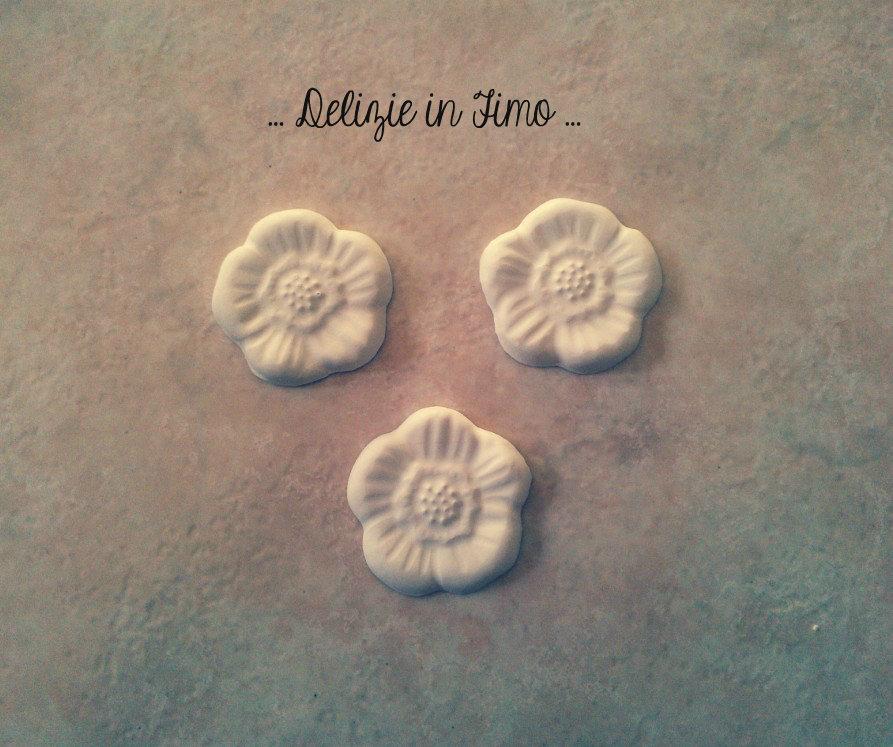 Gessi profumati in polvere di ceramica fiori margherita