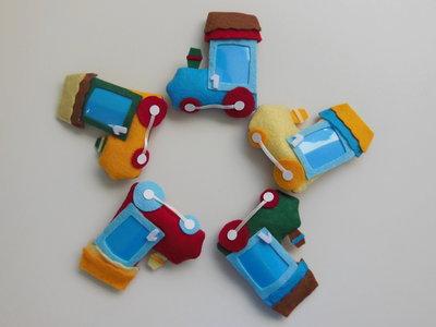 Gadget di fine compleanno per il primo compleanno del tuo bambino: calamita, cornice, decorazione in feltro originale e simpatica!