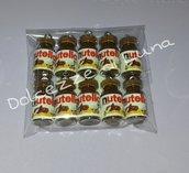 offerta 10 ciondoli nutella fatti a mano per orecchini o bracciali