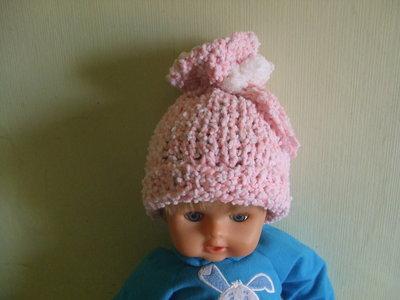 sciarpa + cappello lana maglia