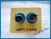 Lobo tazzine celesti caffè