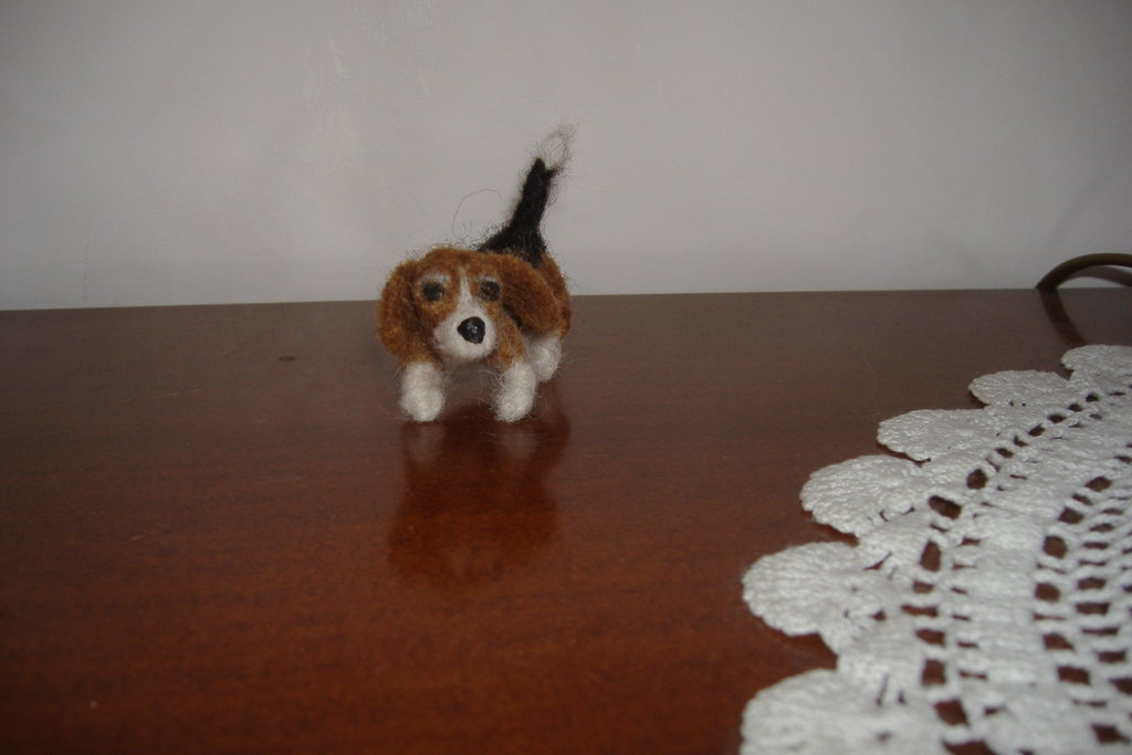 Felted pet