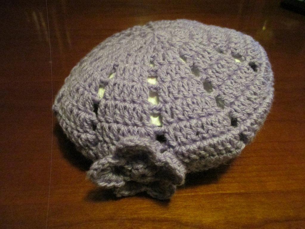 Basco di lana bimba