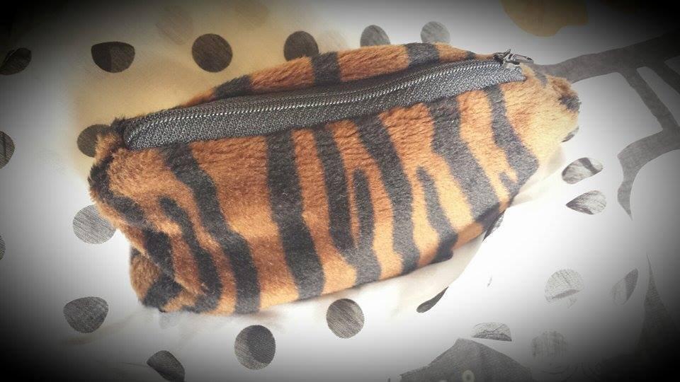 Pochette leopardata portatutto