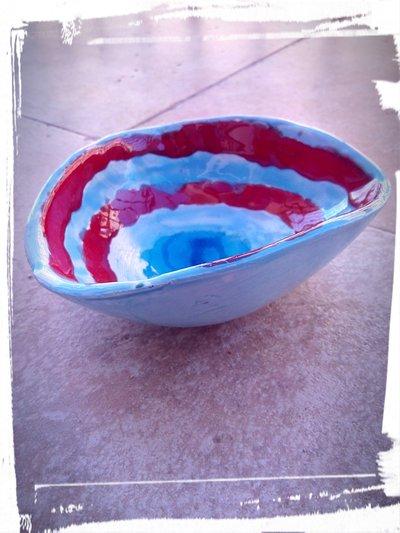 Ciotola porta oggetti in ceramica per la casa e per te - Oggetti ceramica design ...