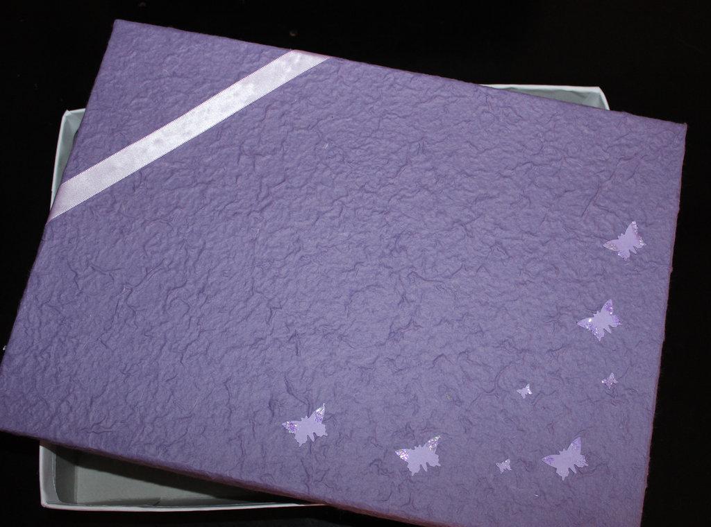 scatola album