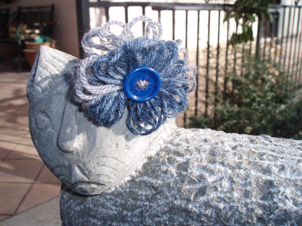 Bracciale tricotin