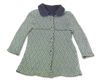 cappotto  maglia lana giacca bimba