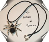 "Collana ""Black Spider"""