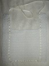 Bavaglino in cotone