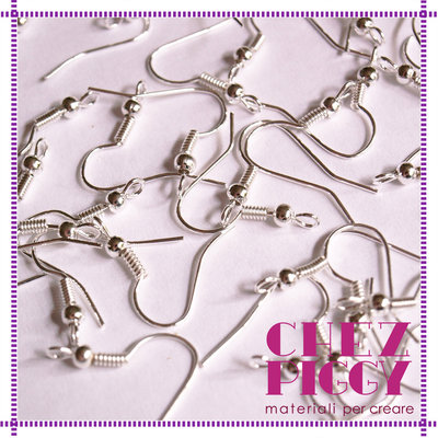 50 x monachelle - argento