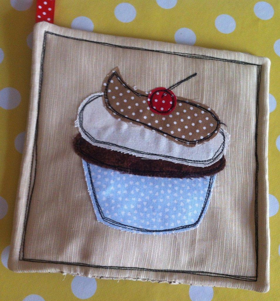Presina Cupcake con ciliegia