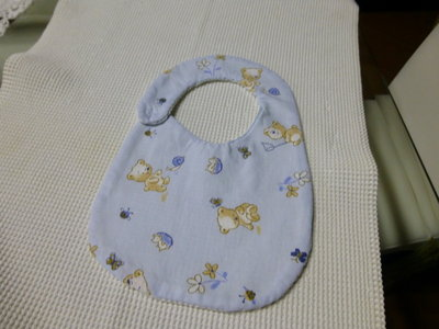 Bavaglino + porta pannolini o prodotti neonato