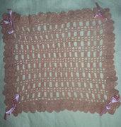 Copertina per culla in lana