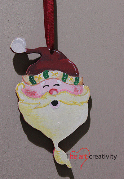 "Addobbo  ""Babbo Natale"""