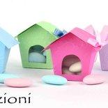 Scatoline Portaconfetti Casetta