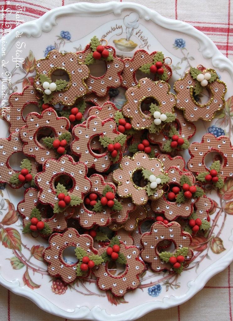 Ghirlandina di Natale - Christmas Garland