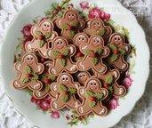 Gingerbread di Natale - Christmas Gingerbread