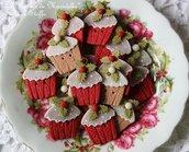 Pasticcino di Natale - Cupcake