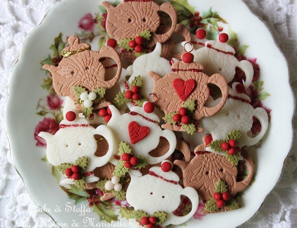 Teierina di Natale - Christmas Teapot