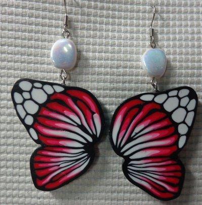 Orecchini Ali di Farfalla