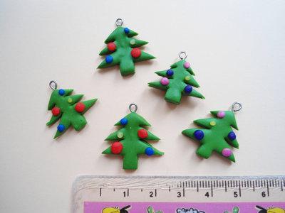 Lotto 23 - Alberelli di Natale