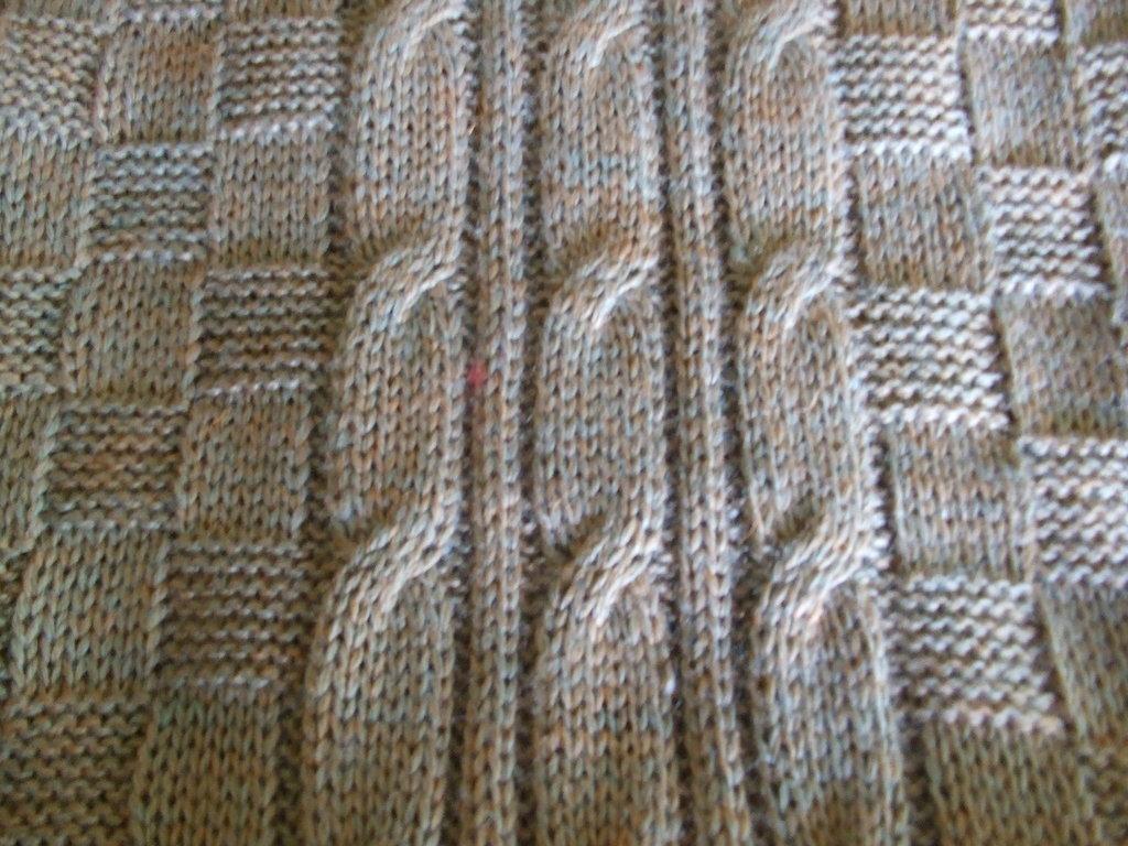 sciarpa scalda collo maglia lana bimbo