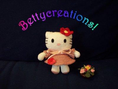 Schema Hello Kitty uncinetto